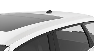 roof ebay yakima deflector bhp wind rack